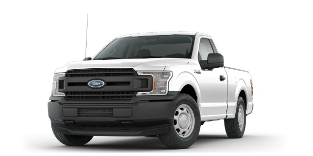 New 2018 Ford F 150 145 Truck In Santa Fe Springs Fc46158